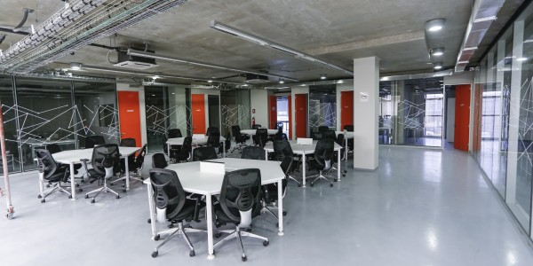 campus creativo interior